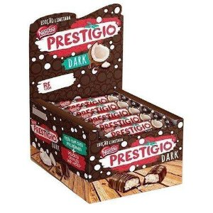 Chocolate Prestígio Dark 33g c/30 - Nestle