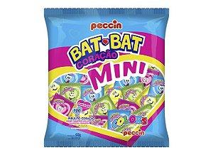 Pirulito Mini Bat Bat coração 100 Un 400g