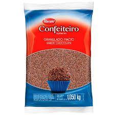 Granulado Macio Confeiteiro 1,050Kg HARALD