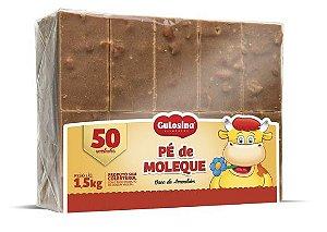 Pé de Moleque 1,5Kg c/ 50 Un - Gulosina