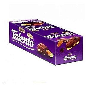 Chocolate Mini Talento Amêndoas e Passas 15X25g - Garoto