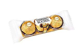 Bombons Ferrero Rocher 3 Unidades