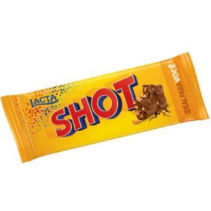 Chocolate Shot 90g Lacta