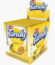 Refresco em pó 15 unidades Tandy sabor Maracuja