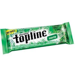 Chiclete Topline Sem Açúcar Menta 20 Un x 6,7g ARCOR