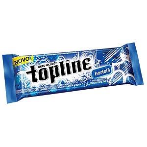 Chiclete Topline Sem Açúcar Hortelã 20 UN X 6,7g ARCOR