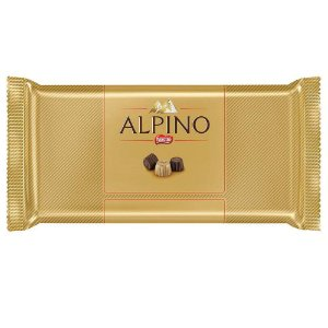 Tablete Chocolate Alpino 90g - Nestlé