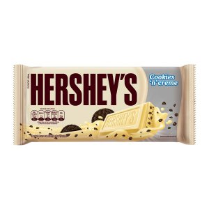Barra de Chocolate Branco Hershey's Cookies 'n' Creme 87G