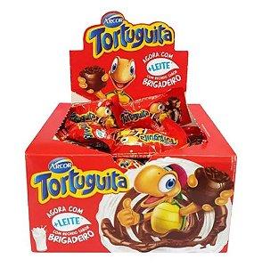 Chocolate Tortuguita Brigadeiro 19g c/24 - Arcor