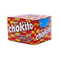 Chocolate Chokito Caixa com 30 unidades NESTLE
