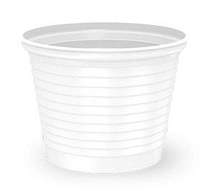 Copo descartável 50ml 100 unidades transparente - Minaplast