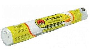 Copo descartável Branco 80ml com 100 unidades - Minaplast