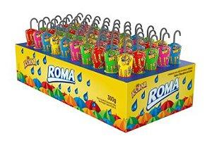 K-chuva Sabor Chocolate ao Leite Display 300g Roma