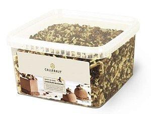 Blossom Mesclado Amargo e Branco raspas de chocolate belga 1kg - Callebaut