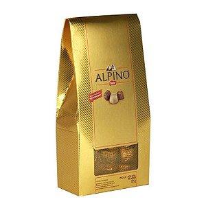 Chocolate Bombom Alpino 195g - Nestlé 15 unidades