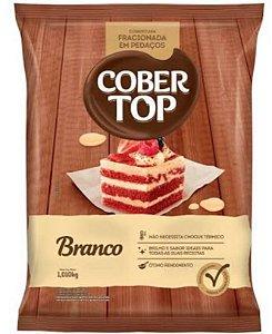Cobertura Cober Top  Chocolate Branco em Pedaços - 1,01kg Bel