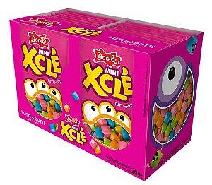 Mini Chicles Tutti-frutti - 24un X 11g DOCILE