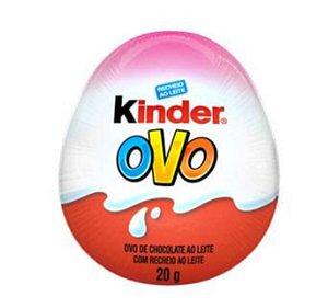 Kinder Ovo Rosa 20g - Ferrero