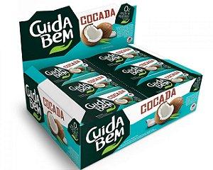 Cocada Zero Açúcar 20x 24g - Cuida bem Santa Helena