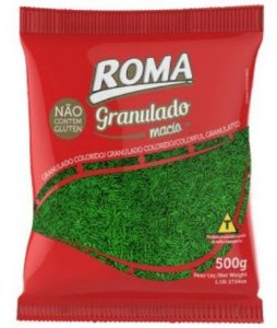 Granulado Verde Macio 500g