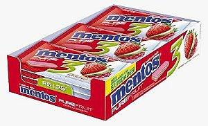 Chiclete Mentos Fruit c/ 15 Un. - Perfetti