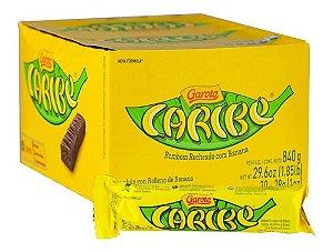 Chocolate Caribe 30x28g - Garoto