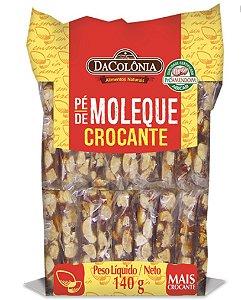 Pé de Moleque Crocante 140g - DaColonia