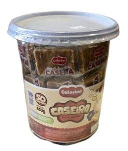 Pote Doce de Amendoim  Caseira 800g c/50 un - Gulosina