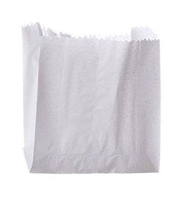 Cartucho de papel branco 11x15cm - AR Embalagens