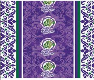 Embalagem para trufão sabor uva 20x18 cm - Carber