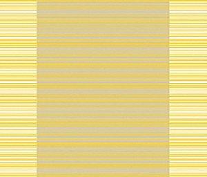 Embalagem para trufão Listra Amarelo 20x18cm - Carber