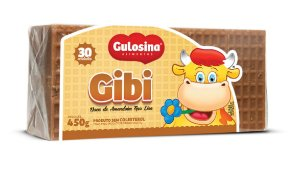 Doce Gibi de Amendoim Tipo lisa 450g - Gulosina