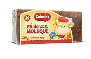 Doce de Amendoim tipo Pé de moleque 450 g - Gulosina