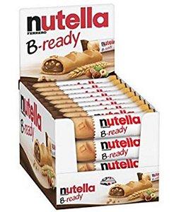 Chocolate Nutella B-Ready 36x22g - Ferrero