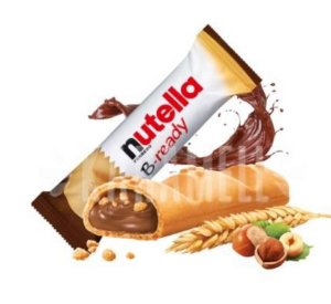 Chocolate Nutella B-Ready 22g - Ferrero