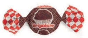 Embalagem para Trufa sabor brigadeiro 15x16 cm - Carber