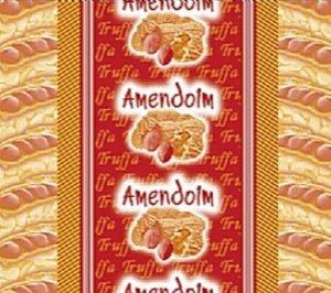 Embalagem para trufa sabor Amendoim 15x16cm -Carber