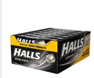Bala Halls Extra Forte c/ 21 un- Adams