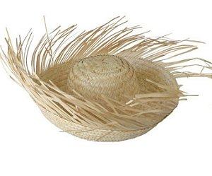Chapéu de Palha estilo Caipira