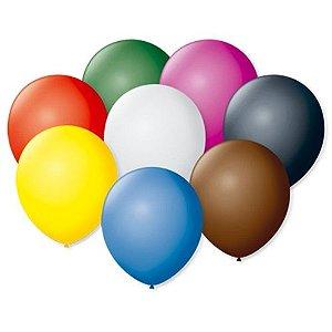 Balão nº 9 c/ 50 unidade - Artlatex (selecione a cor)