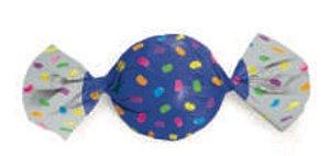 Embalagem para Trufa decorado Confeito Azul 15x16cm - Carber