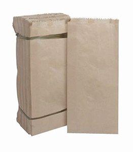 Cartucho saco kraft 2kg c/ 100 unidades