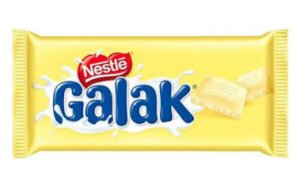 Tablete de Chocolate Galak 90g-Nestlé