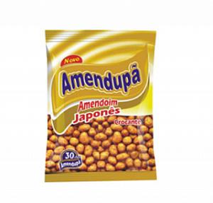 Amendoim Japonês 1,010Kg - Amendupã