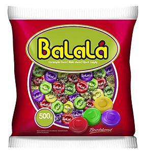 Bala Balalá Sortida 500g - Boavistense