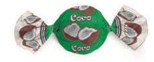 Embalagem para Trufa Coco 15x16cm - Carber