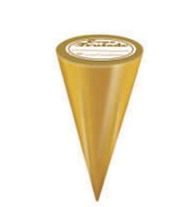 Embalagem Cone Trufado Com 50 Unid- Carber