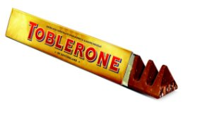 Chocolate Toblerone ao Leite 360g