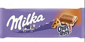 Chocolate Milka Chips Ahoy 100g