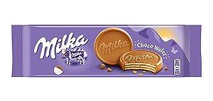PERDA ZERO - Biscoito De Chocolate Milka Chocowafer 150g - VERIFIQUE VALIDADE NA DESCRIÇÃO